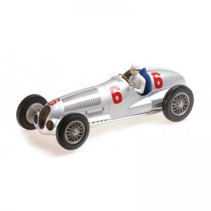 1:18 Mercedes-Benz W125 - 2nd Place Eifelrennen Nurburgring 1937