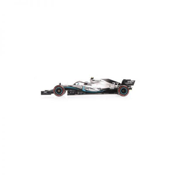 1:18 Mercedes F1 W10 EQ Power+ - V. Bottas - British GP 2019