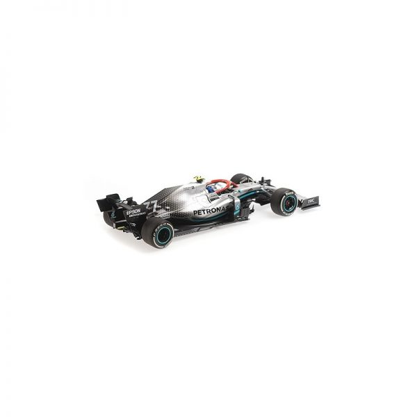 1:18 Mercedes W10 EQ Power+ - Valtteri Bottas - 3rd Place Monaco GP 2019