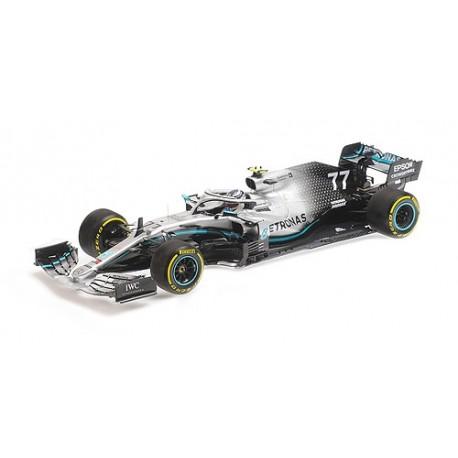 1:18 Mercedes AMG F1 - Valtteri Bottas - Winner 2019 USA GP