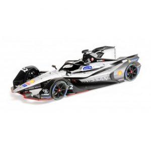 1:18 Formula E Season 5 - Nissan E.Dams - Oliver Rowland