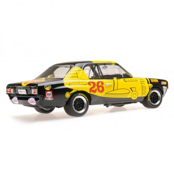 1:18 Opel Commodore A Steinmetz - Eberhard Gerstle - Hockenheim 1970