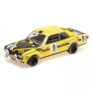 1:18 Opel Commodore A Steinmetz - Pilette/Gosselin - 24H Spa 1970