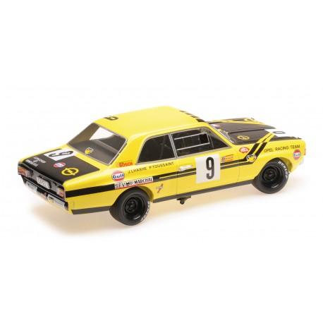 1:18 Opel Commodore A Steinmetz - Haxhe/Toussaint - 24H Spa 1970