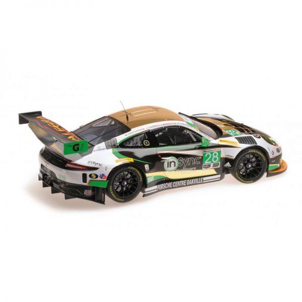 1:18 Porsche 911 GT3 R - Class Winners 24H Daytona 2017