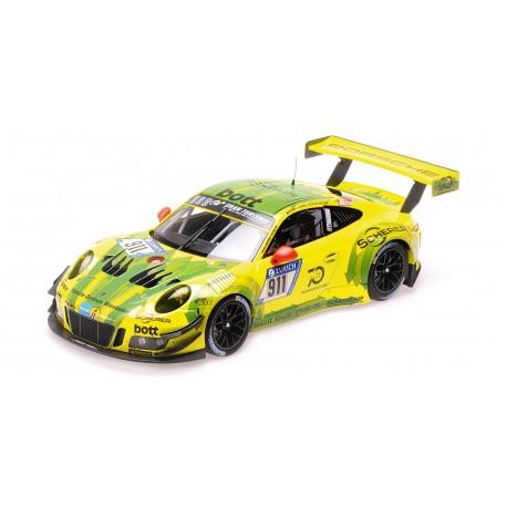 1:18 Porsche 911 GT3 R - Manthey Racing Team - 24H Nurburgring 2017