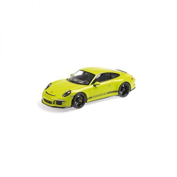 1:12 2016 Porsche 911R - Light Green