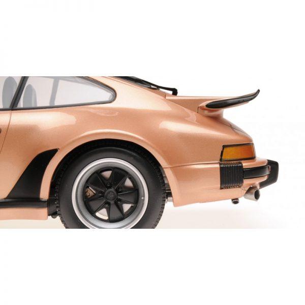 1:12 1977 Porsche 911 Turbo - Pink Metallic