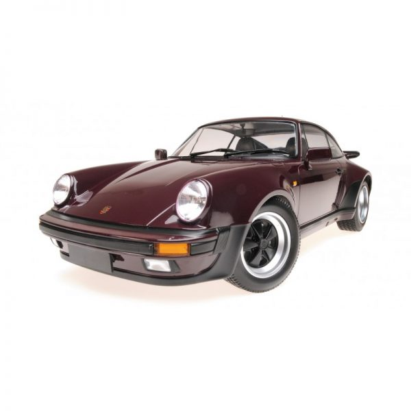 1:12 1977 Porsche 911 Turbo - Purple