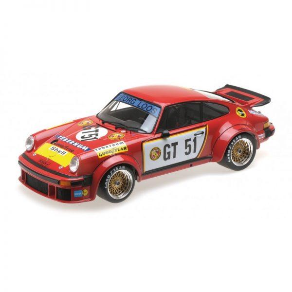 1:12 Porsche 934 - Toine Hezemanns - EGT Nurburgring 300km 1976