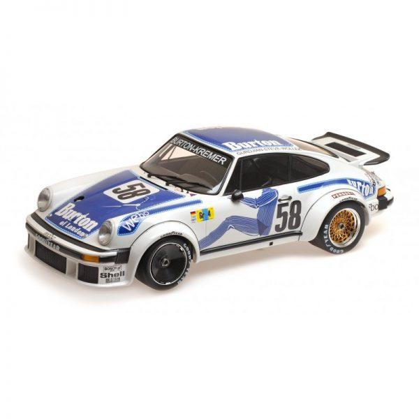 1:12 Porsche 934 - Porsche Kremer Racing - Winners Gr.4 1977 24H Le Mans