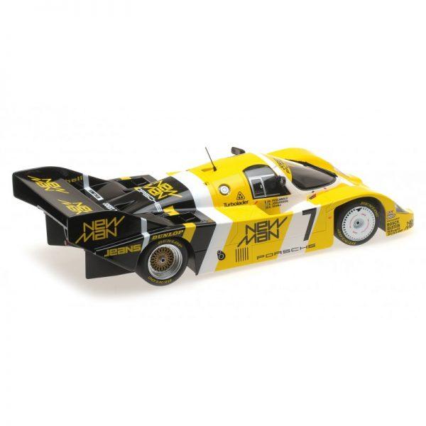 1:18 Porsche 956K - Joest Racing - Aryton Senna - With Figure