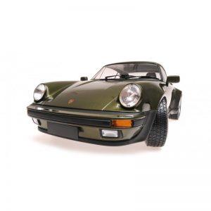 1:12 1977 Porsche 911 Turbo - Olive