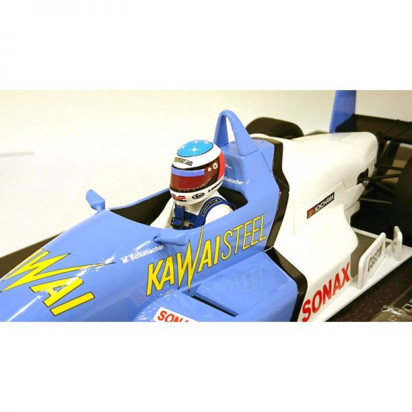 1:18 Reynard Spiess F903 - Michael Schumacher - Winner 1190 Macau GP