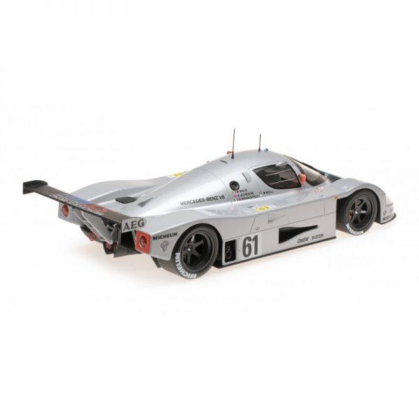 1:18 Sauber Mercedes C9  #61 - 2nd Place 24H Le Mans 1989