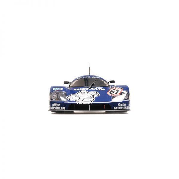 1:18 Sauber Mercedes C9 - #61 - Winner ADAC Supersprint 1987