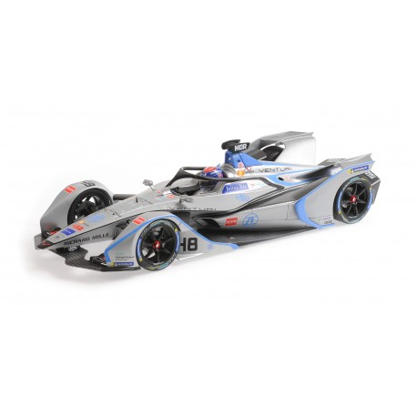 1:18 Formula E Season 5 - Venturi Formula E Team - Edoardo Mortara