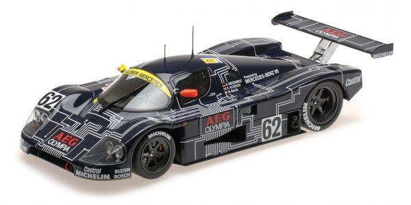 1:18 Sauber C9 'AEG Olympia' #62 - 24h Le Mans 1988